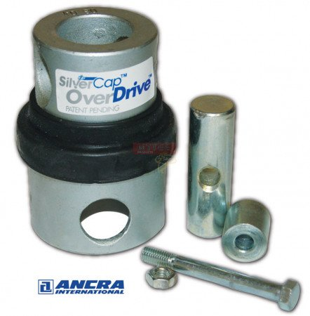 Ancra Silvercap Overdrive Ratcheting Cap