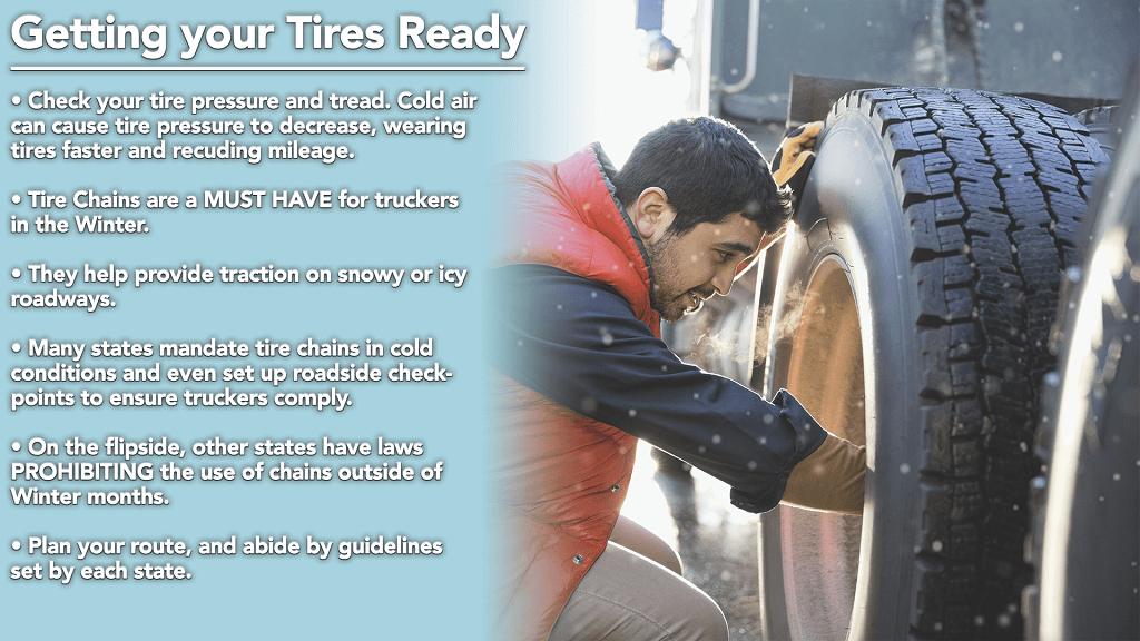 Winter Tire Prep
