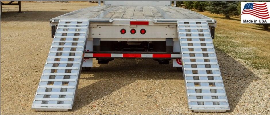 trailer loading ramps