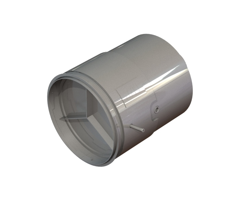 DPF filter - C0180