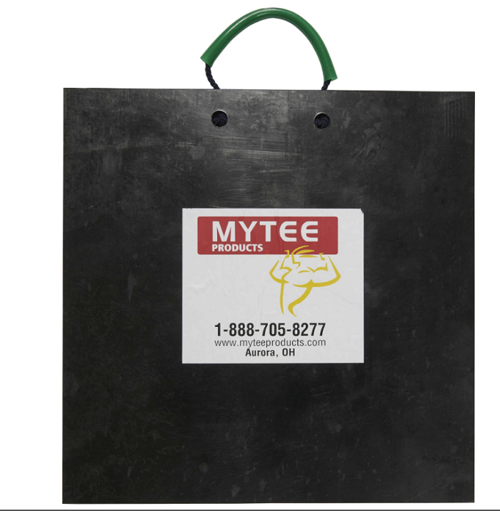 Mytee outrigger pad