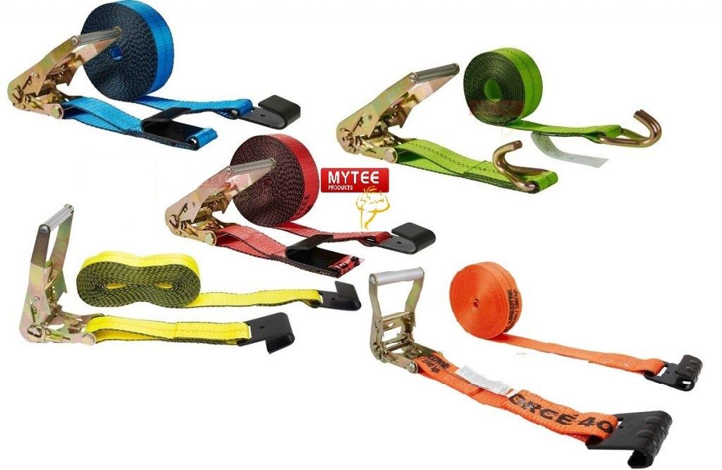 enough tie down straps