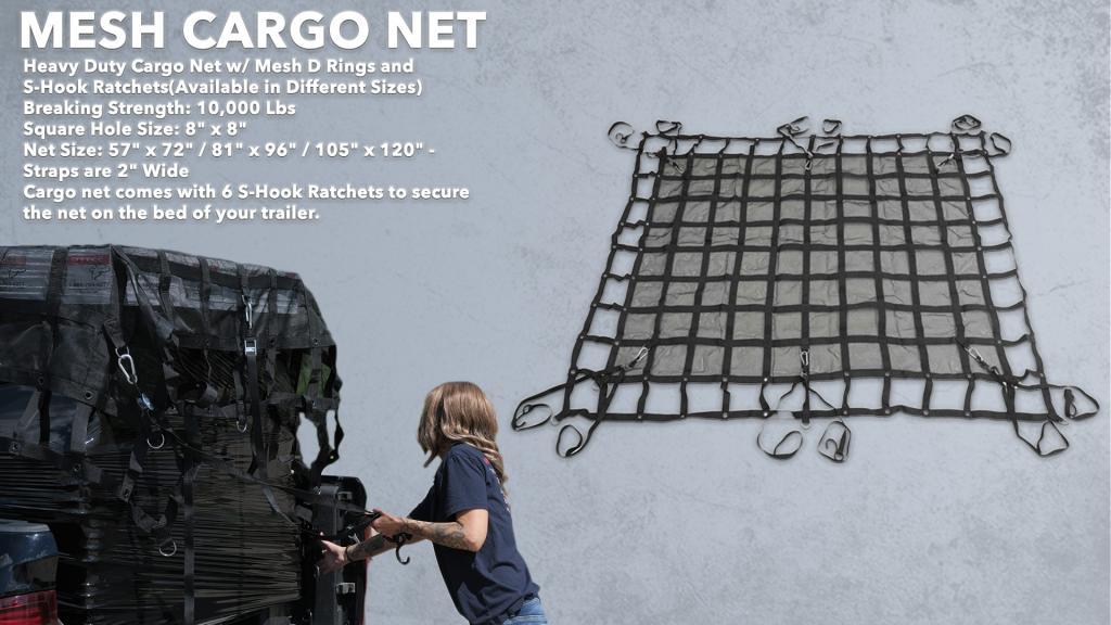 Mesh Cargo Nets