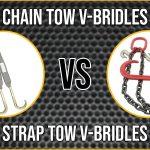 Chain bridles Vs Strap Bridles
