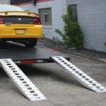 Car Trailer Ramps