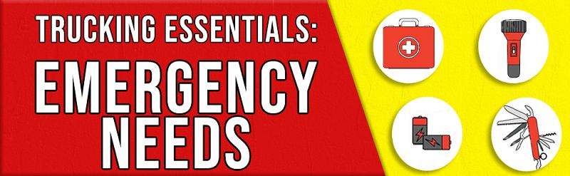 Emergency Needs: