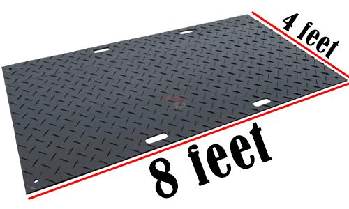4'x8' Protection Mat