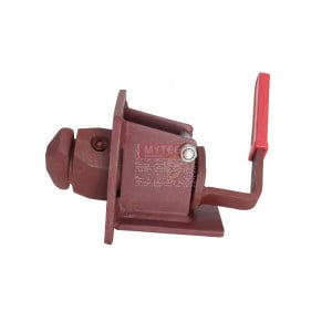 Shipping Container Manual Twist Lock Weld Type For Chassis