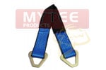 Axle Strap w/ D-Rings and 12