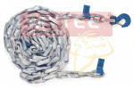 Tycan Fiber Chain with Sling Hooks