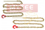 Logging Chain w/ Choker Hook w/ 14