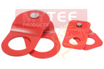 Towing Recovery Winch Snatch Blocks with the Capacity of 4-10 Ton