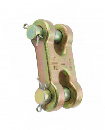 """G70 1/2"""" Chain Link Double Clevis"""