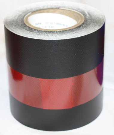 18Oz Tarp Repair Tape - Black