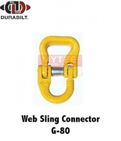 Durabilt G80 Web Sling Connector