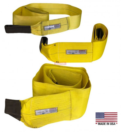 Recovery Tow Strap w/ Cordura Wrapped Eyes