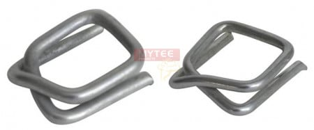 Wire Buckle Galvanized For Cord Strap Lashing