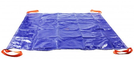 Demolition Tarp 20' x 20'  - 26 oz Vinyl