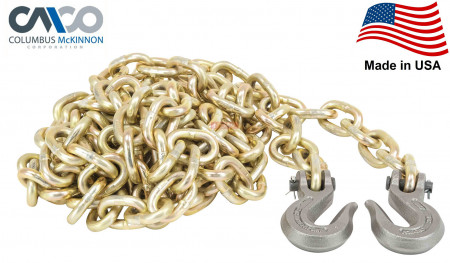 Transport Chains G70 NACM Long Link Made in USA