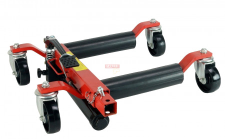 Hydraulic Positioning Jack 1500 Lbs Capacity (Pair of 2)