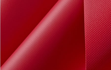18 oz Vinyl Coated Polyester Fabric -Red