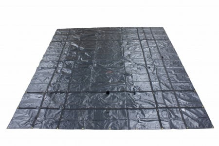 Superlight 14oz Steel Tarp 16' x 27'