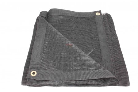 Shade Black Mesh Tarps