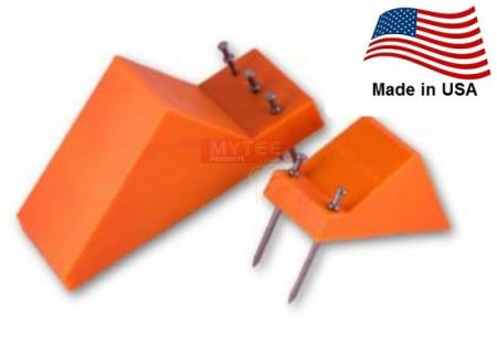 Plastic Pipe Chocks