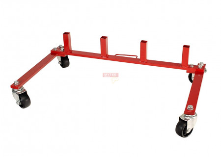 Stand for Hydraulic Car Positioning Jacks