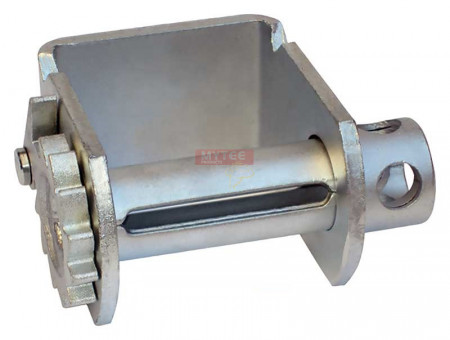 Slider Zinc Coated Winch For C Track