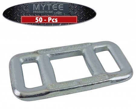 "1-1/4"" Forged Ladder Buckle"