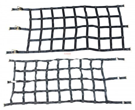 E-Track Heavy Duty Cargo Nets (Different Sizes)