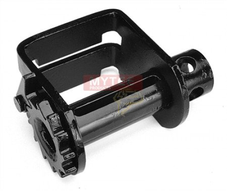 Trailer Winch - Sliding Double L Style (Available in Std, Low or Deep Profile)