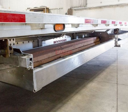 Flatbed Dunnage Box/Rack