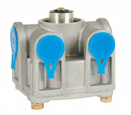Relay Valve with Horizontal Delivery Ports R-12, Replaces Bendix 103009X