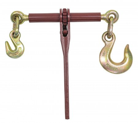 "5/16"" - 3/8"" Binder with Grab Hook one side, 1/2"" Slip Hook on Other, 6600 lbs WLL"