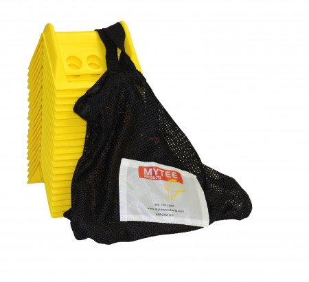 "4"" Corner Protector 20 Pack w/ Carrying Bag-Yellow"