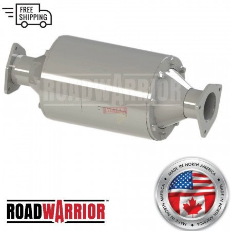 Navistar/Maxxforce  7, DT DPF Diesel Particulate Filter Modular OEM Part # 2593981C91 (New, Free Shipping)