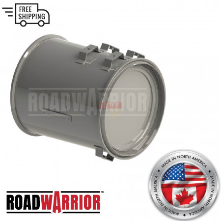Detroit / Mercedes MBE 4000/OM460 DPF Diesel Particulate Filter OEM Part # RA6804908792 (New, Free Shipping)