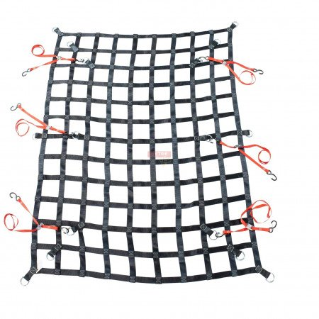 "Cargo Net 72"" x 96"" w/ D Rings for Pickup Truck"