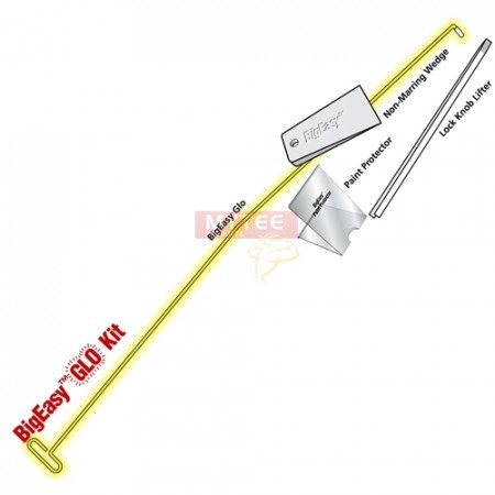 Steck Manufacturer 32950 Glow-in-the-Dark Big Easy Lock Knob Lifter, Long Reach Tool