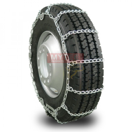 "Twist Link Tire Chain - Single For 22.5"" tires (Set of 2)"