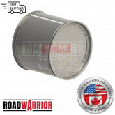 Cummins ISC / Paccar PX8 DPF Diesel Particulate Filter OEM Part # 4969838NX (New, Free Shipping)