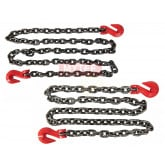 G80 High Grade Transport Chain w/ Grab Hooks