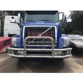 Deer Grille Guard - Small  (Volvo Vnl 2015-2018)