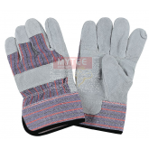 Leather Palm Industrial Gloves