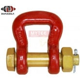 Web Shackle Made with Forged Alloy Steel & Alloy Bolt