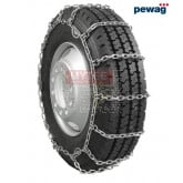 """pewag Square Link Tire Chain - Single For 22.5"""" tires (Set of 2)"""