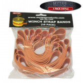 Winch Strap Heavy Duty Band (10 Pack)