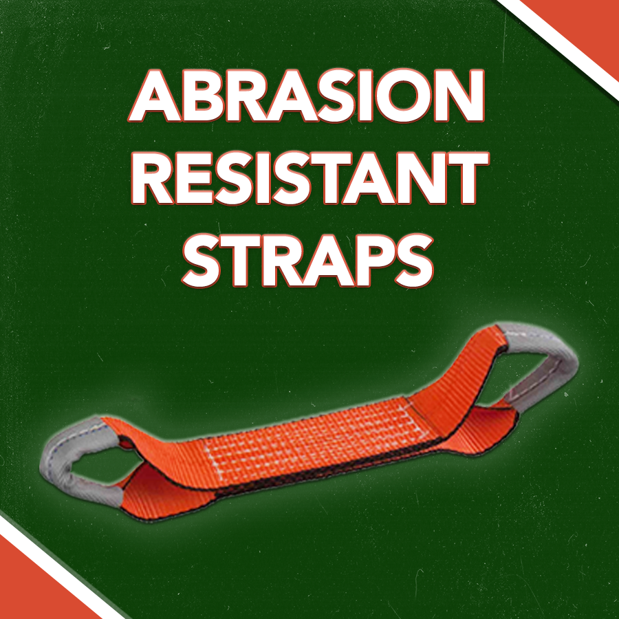 ABRASION-RESISTANT STRAPS
